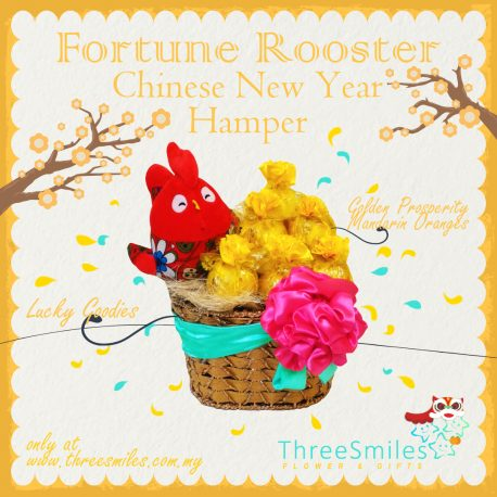 Fortune Rooster CNY Hamper 3Smiles 2
