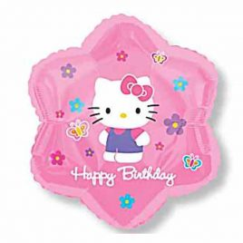 Hello Kitty Pink Star
