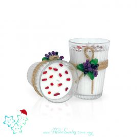 Limited Edition X'mas Joy Candle